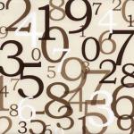 Random Numbers Serif